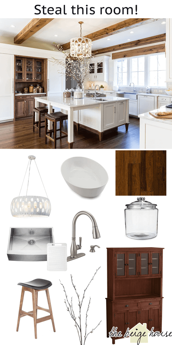 Steal This Room: Virginian Design House Kitchen