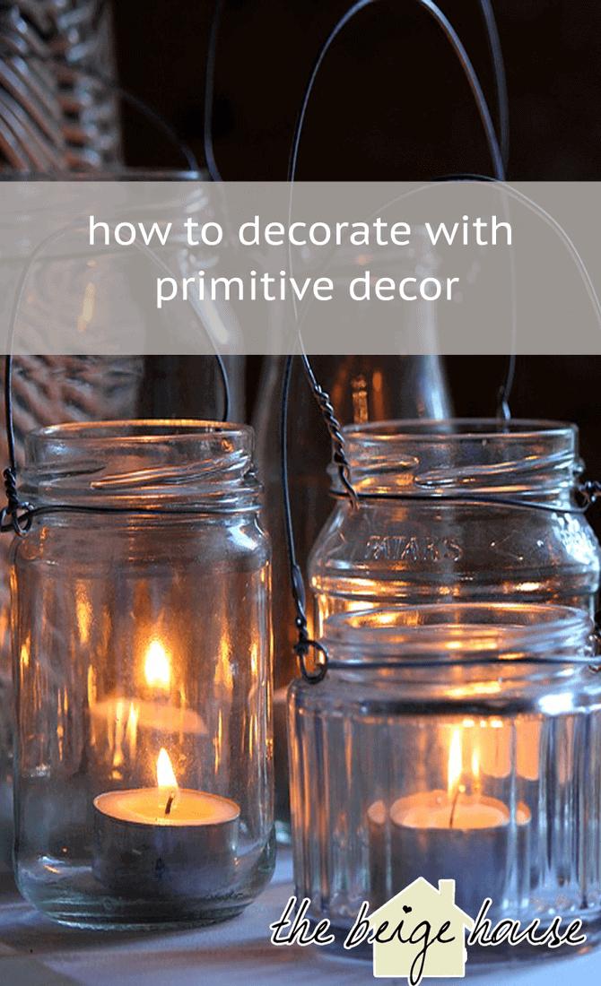 What is Primitive Decor?