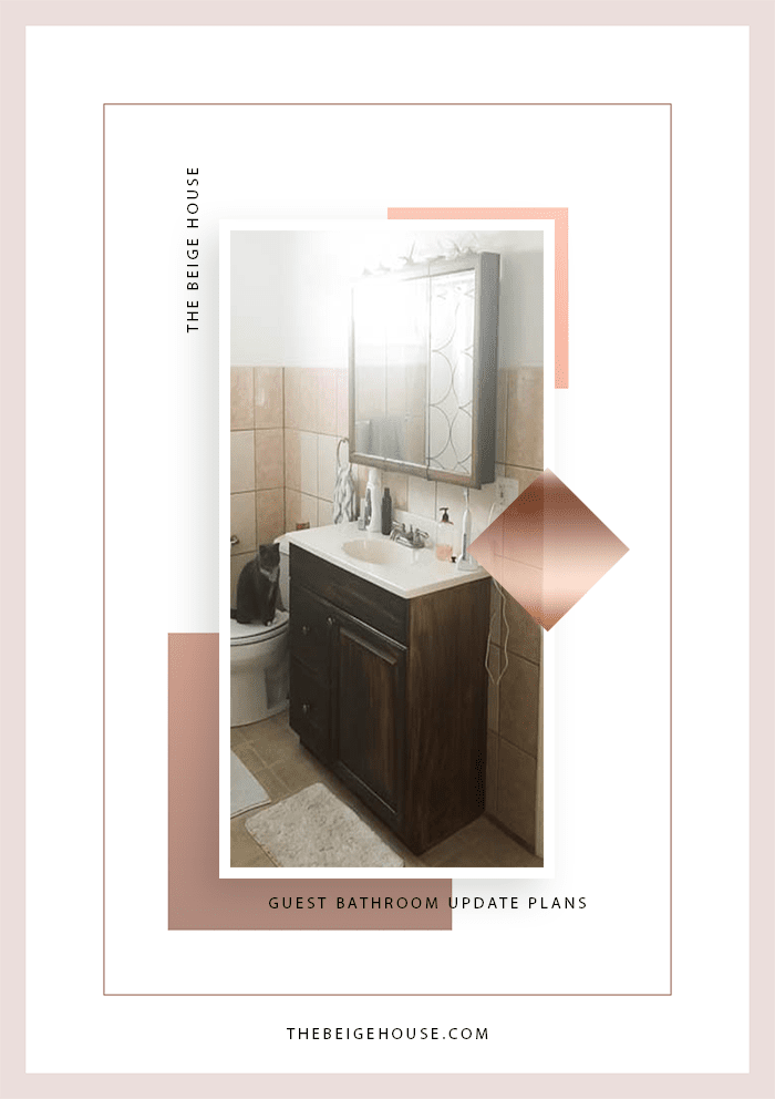 What to do about my bathroom vanity